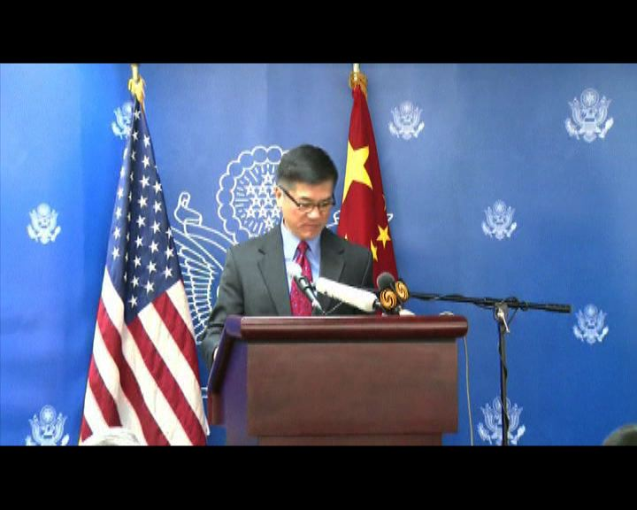 駱家輝稱中國未來取決於司法獨立