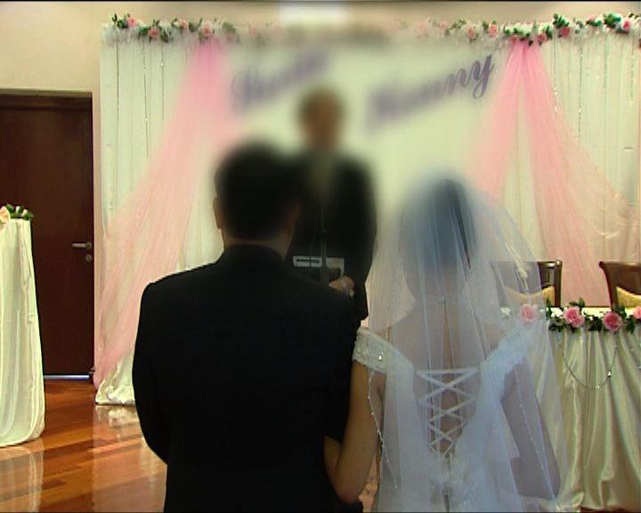 證婚及婚禮統籌服務投訴增逾倍