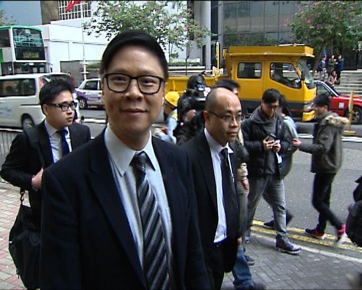 陳志雲:李慧玲指控侮辱其人格