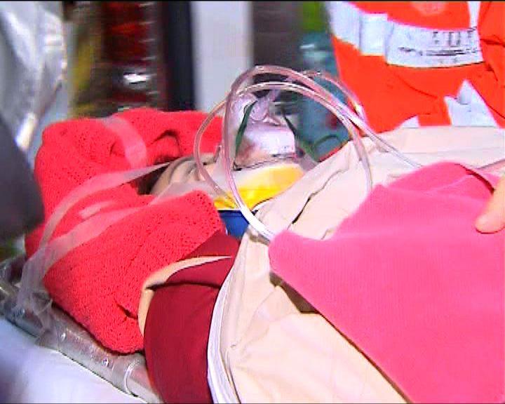 國泰客機日本上空遇氣流8人傷