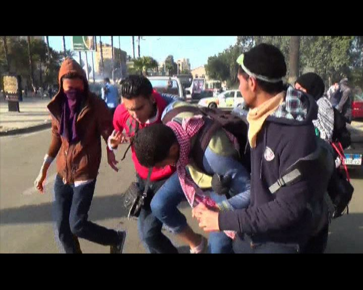 埃及憲法公投前再爆示威衝突