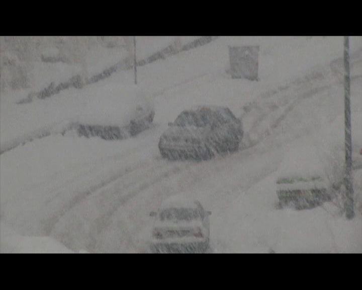 歐洲多國續受風雪及暴雨侵襲