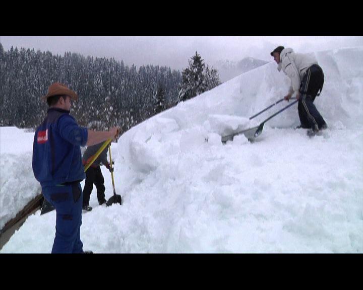 歐洲多國繼續遭遇惡劣天氣