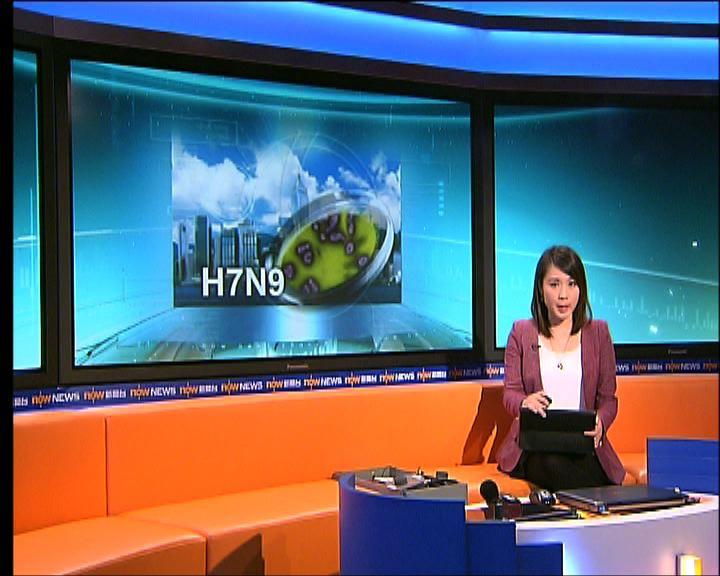 本港H7N9確診個案男子情況危殆