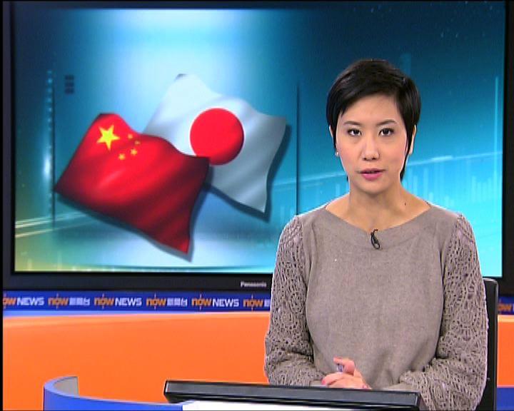 中方取消本月三個訪日代表團