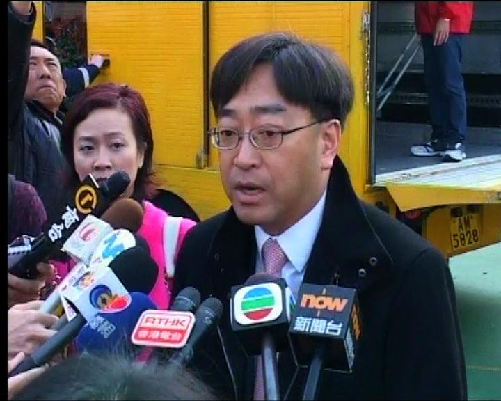 高永文:希望各界體諒政府決定