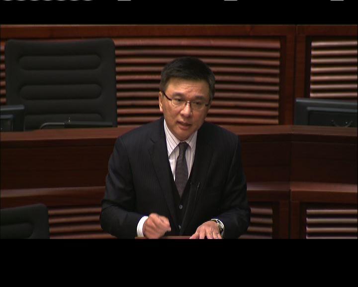 陳家強:毋須全面回收03年千元鈔
