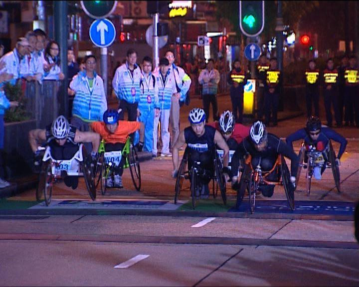 渣馬籌委會指輪椅賽時限非歧視