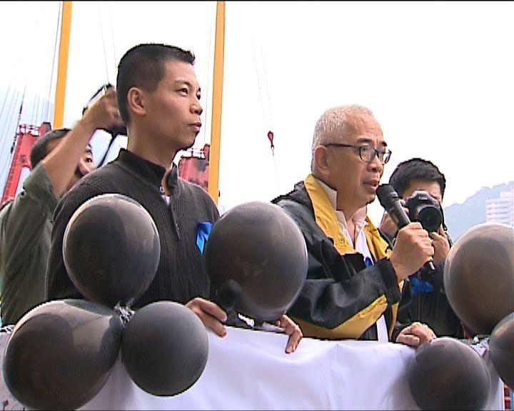 程翔:香港新聞自由岌岌可危