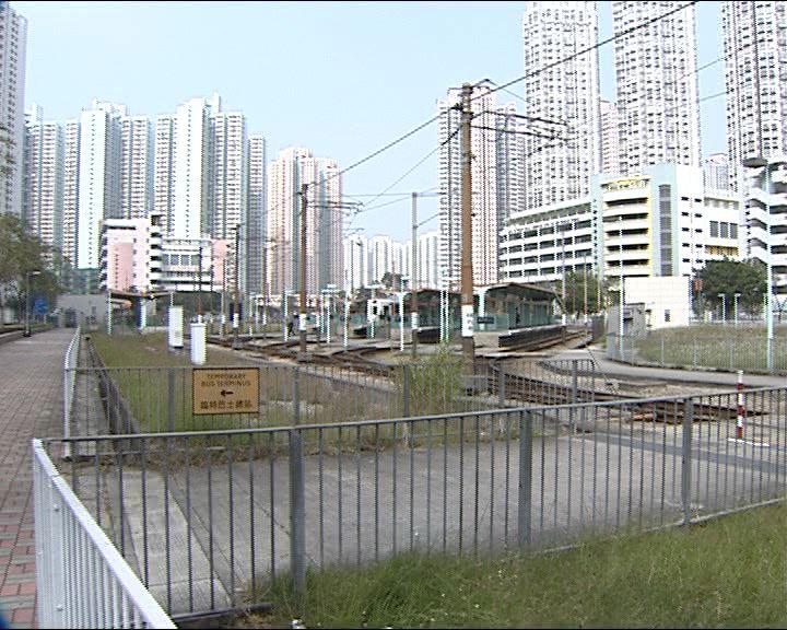 輕鐵天榮站項目再度流標