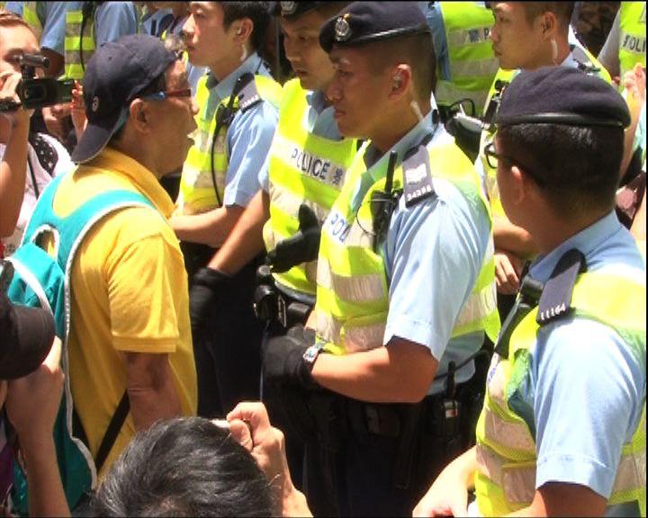 警隊擬設指引處理市民言語侮辱