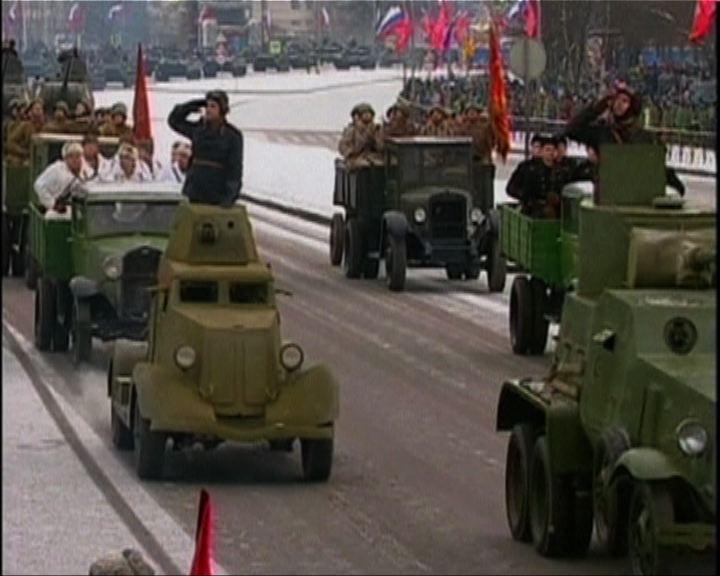 列寧格勒保衛戰結束七十周年