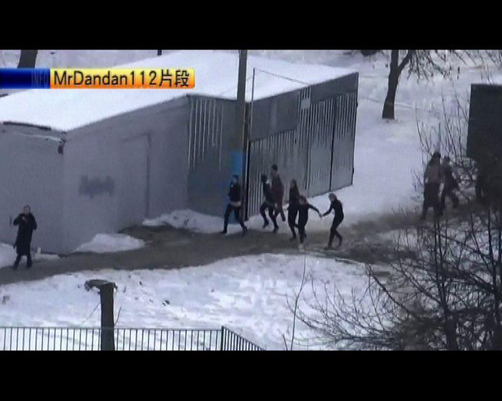 俄高中生疑因成績爭拗槍殺老師