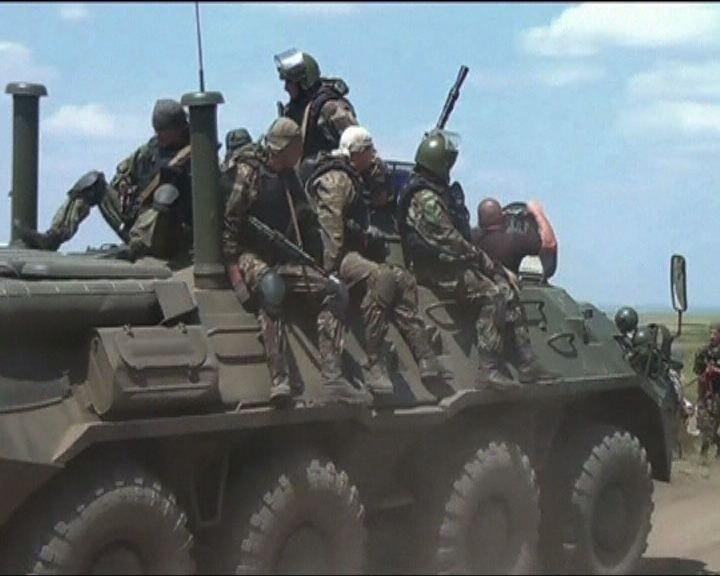 美警告俄軍事介入烏克蘭將犯錯