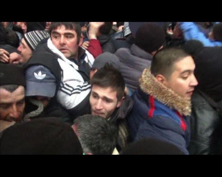 烏國克里米亞地區再起衝突