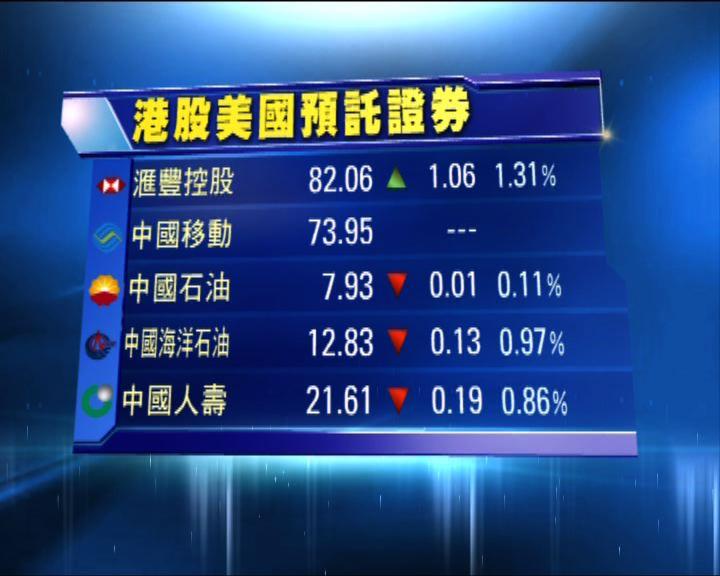 預託證券買賣港股造價個別發展