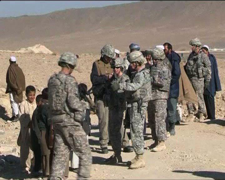 美軍或於年底前全面撤出阿富汗