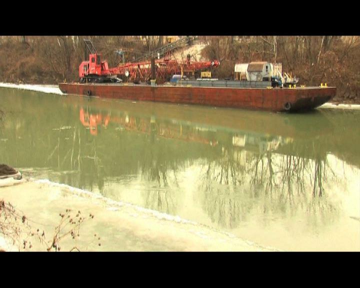 西弗吉尼亞州化學品污染水源