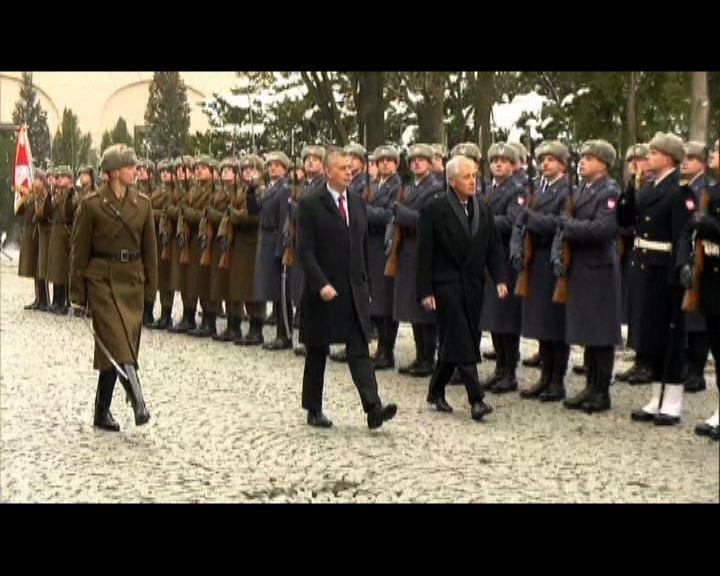 哈格爾批評敘利亞銷毀化武進度慢