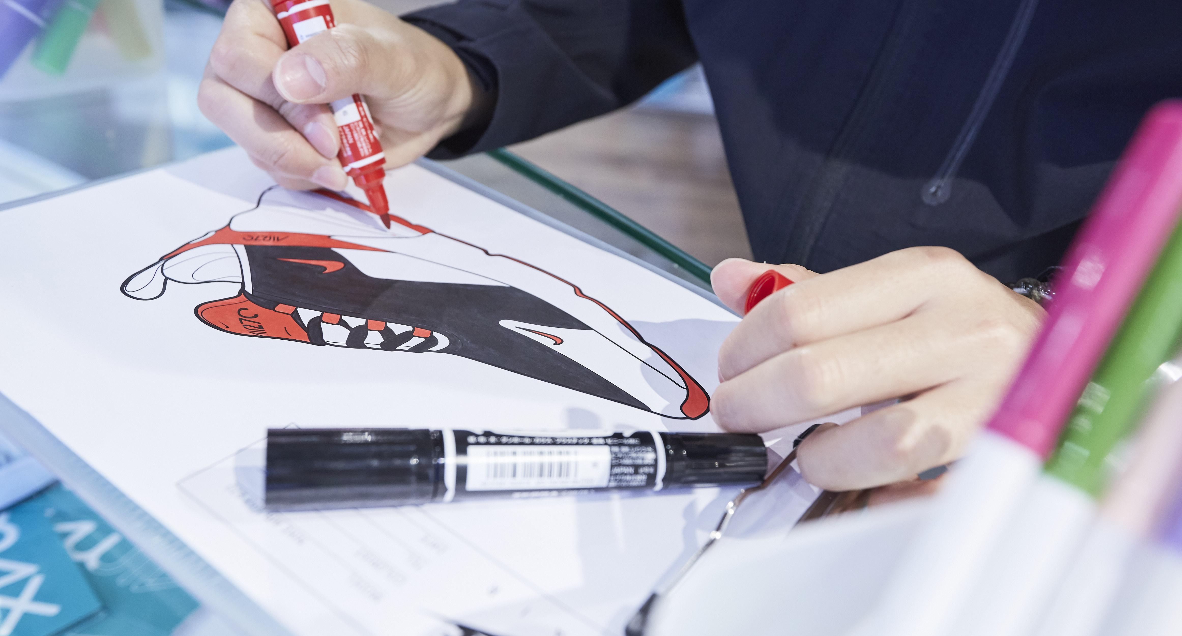 〈好潮〉希慎Air Max Pop-Up Store 香港知專設計學院學生重塑經典