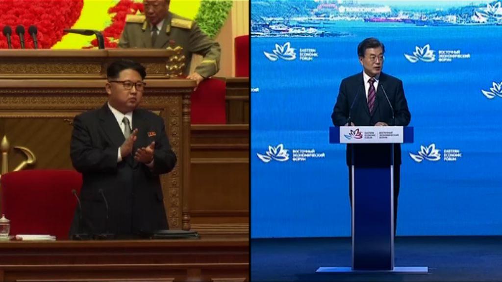 南北韓首腦熱線今開通