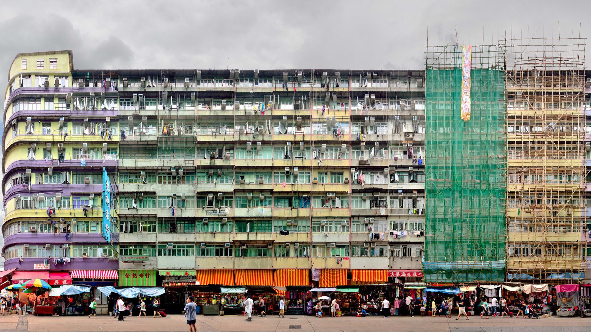 〈好Cult〉英國攝影師拍攝香港唐樓全景