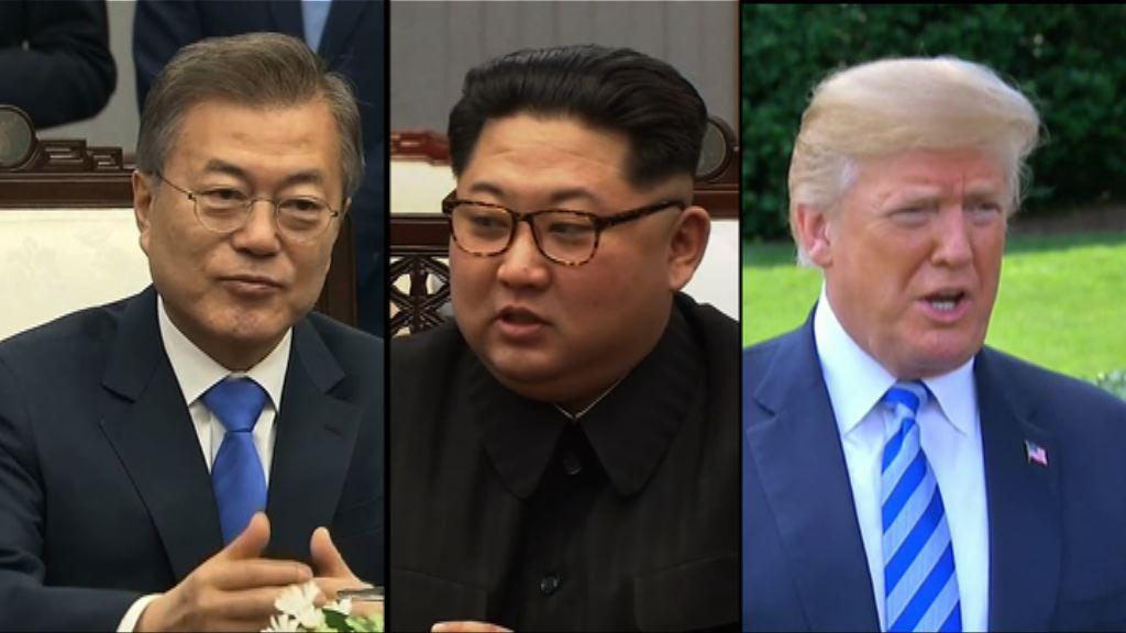 據報文在寅冀聯同美朝宣布韓戰結束