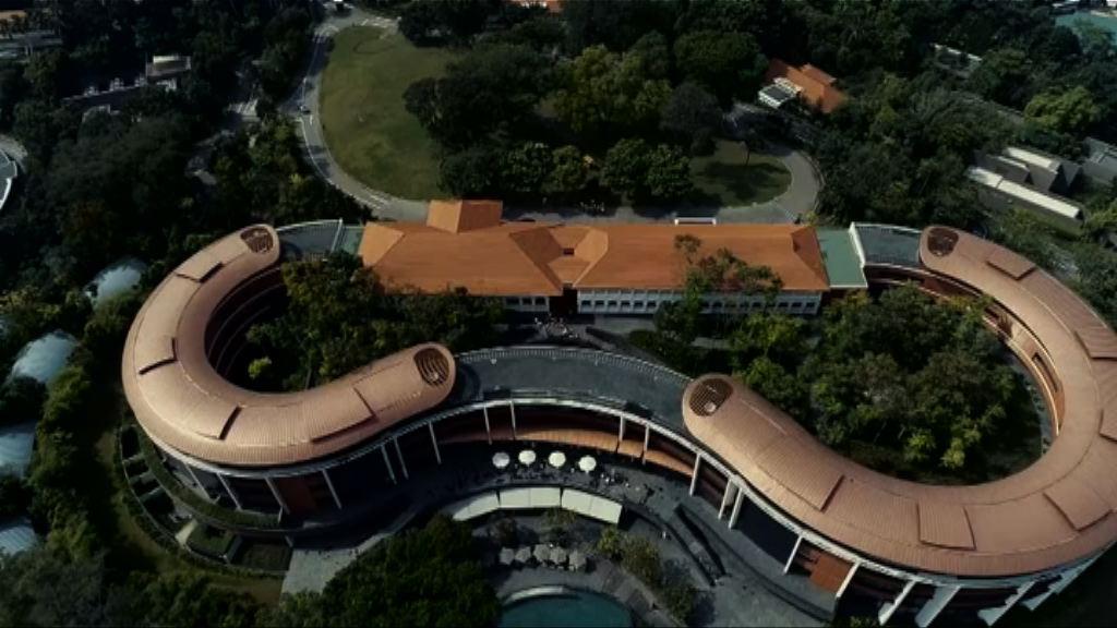 美朝峰會在即 新加坡從下周一實施三天空管