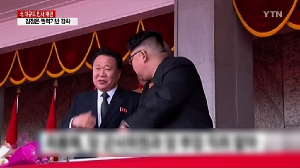 金正恩憂軍事政變留崔龍海在平壤