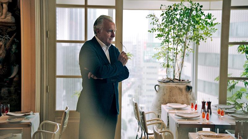 〈好Life〉紀錄傳奇廚神的商業秘密《法菜教父尋味之旅》