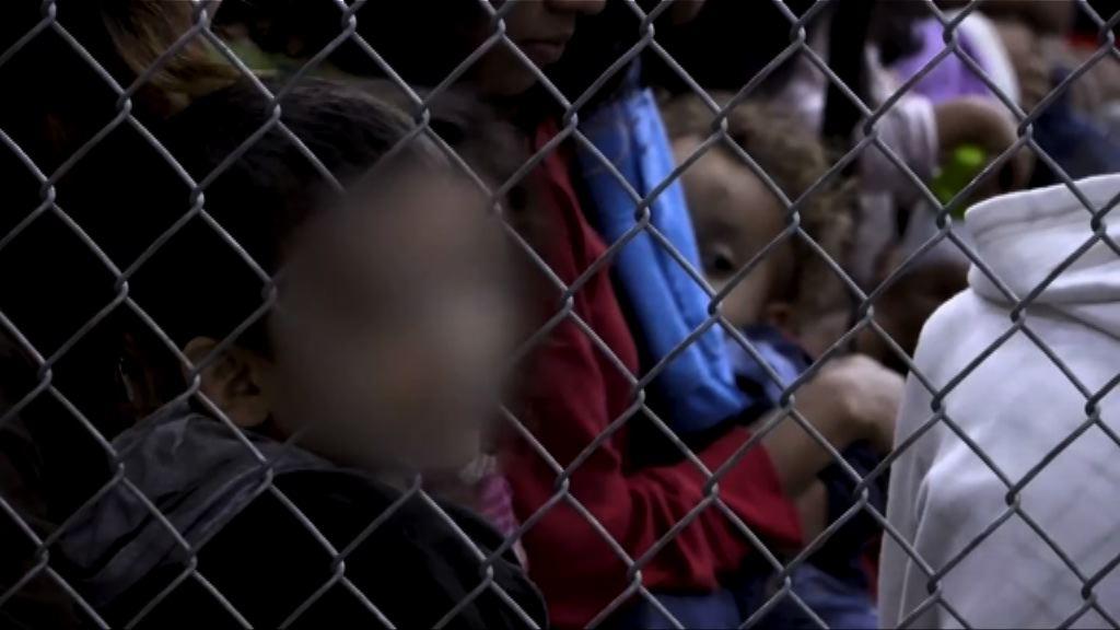 美國防部將安排非法入境兒童入住軍事基地