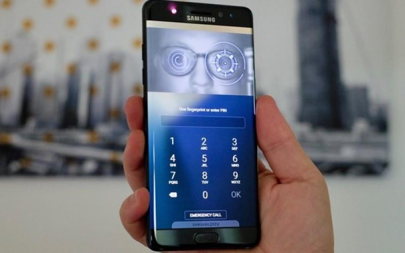 Samsung Galaxy S10 或棄瞳孔識別技術