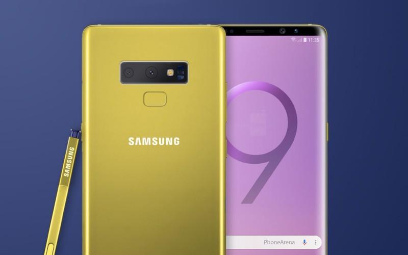 未發佈先體驗?!外媒提前上手Samsung Galaxy Note 9 試產機!