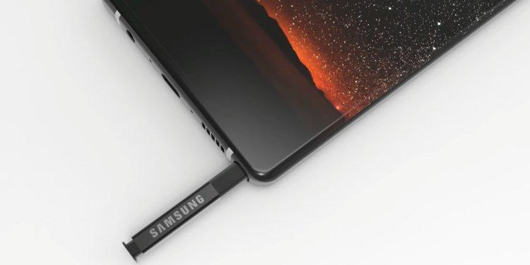 可以控制音樂播放及自拍?Galaxy Note 9 Sen 新功能曝光!
