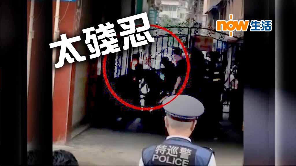 【有片】綿陽公安出動特警打死狗 被批太殘忍