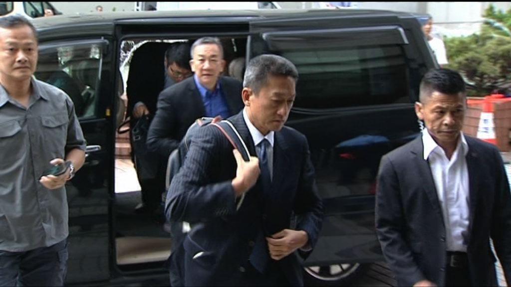 朱經緯上訴案 押後至下月十四日裁決