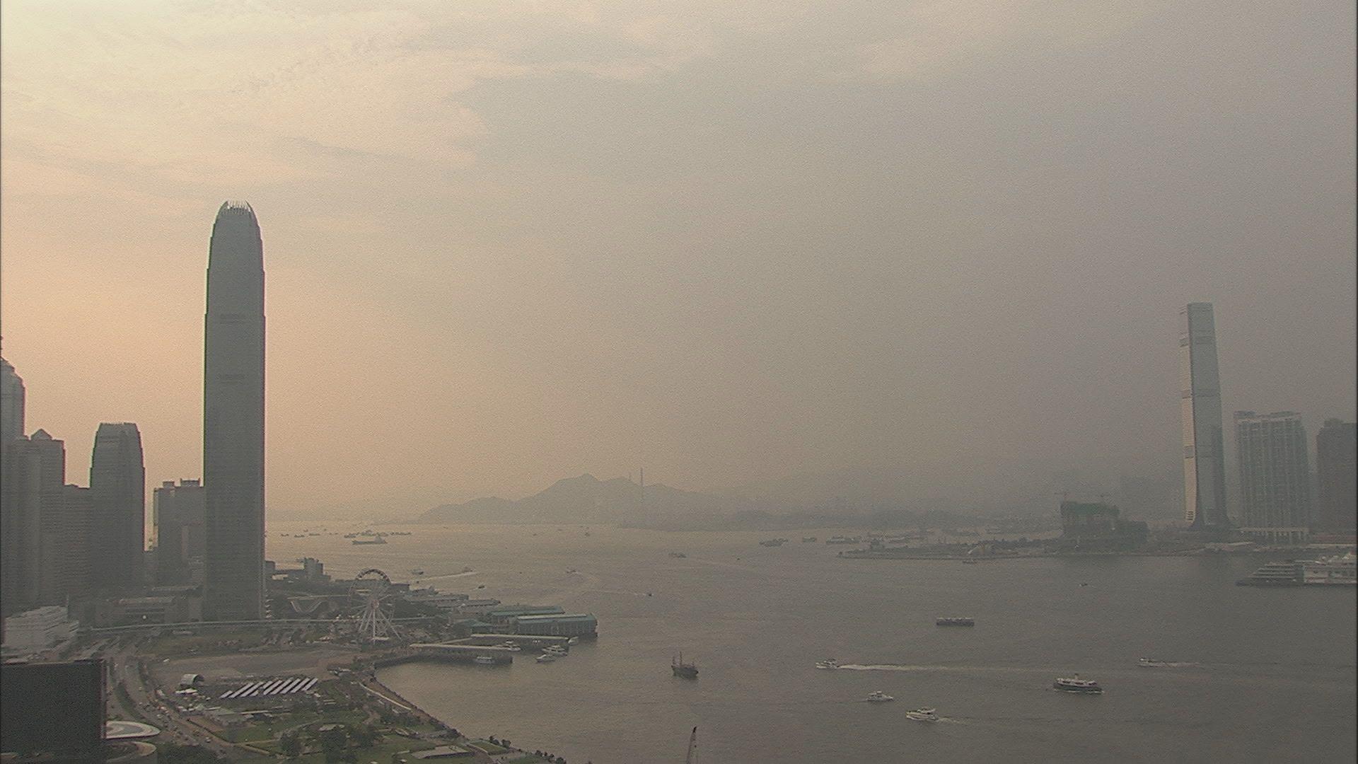 環保署料空氣污染影響持續至下周初