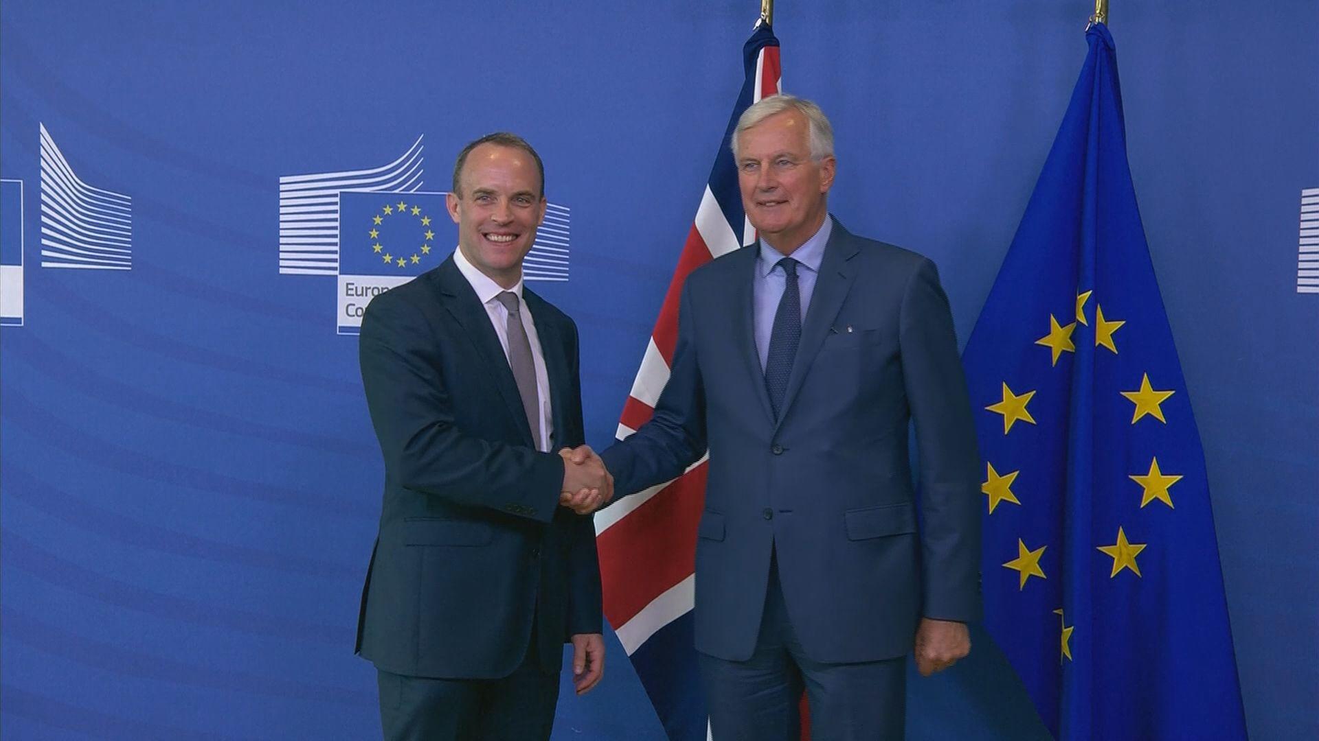 英國與歐盟對達成脫歐協議感樂觀