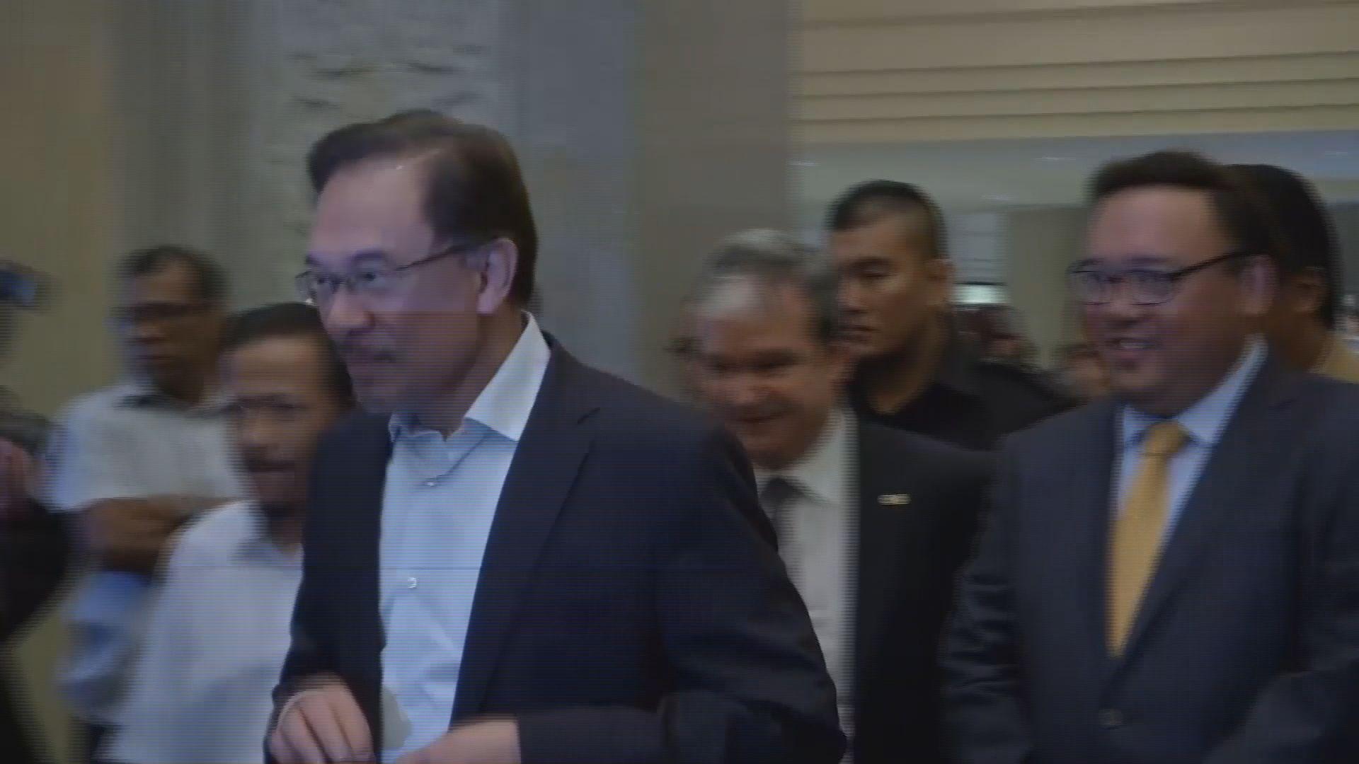 安華宣布參與國會議員補選