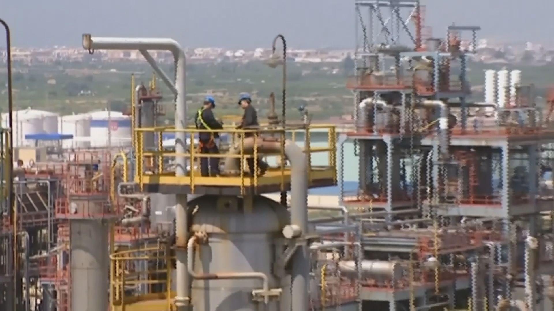 沙特據稱樂見油價升破80美元 油價升逾1%