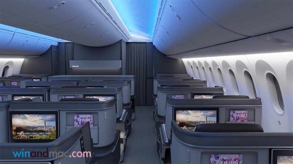 〈好遊〉【有片】即睇長榮航空787-9新機 下月底開始飛台北線!