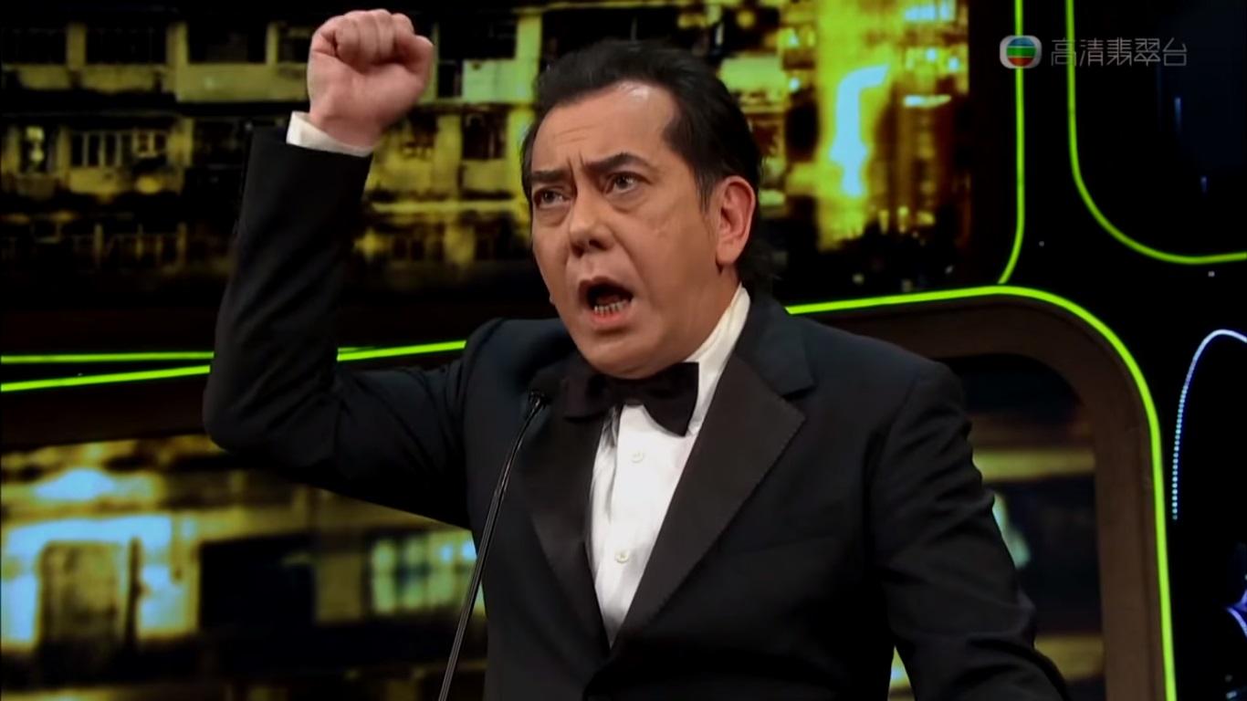 當年秋生頒發最佳導演,更借用政治話題做引言,一句︰「我要真……係做司儀」引得全場大笑。