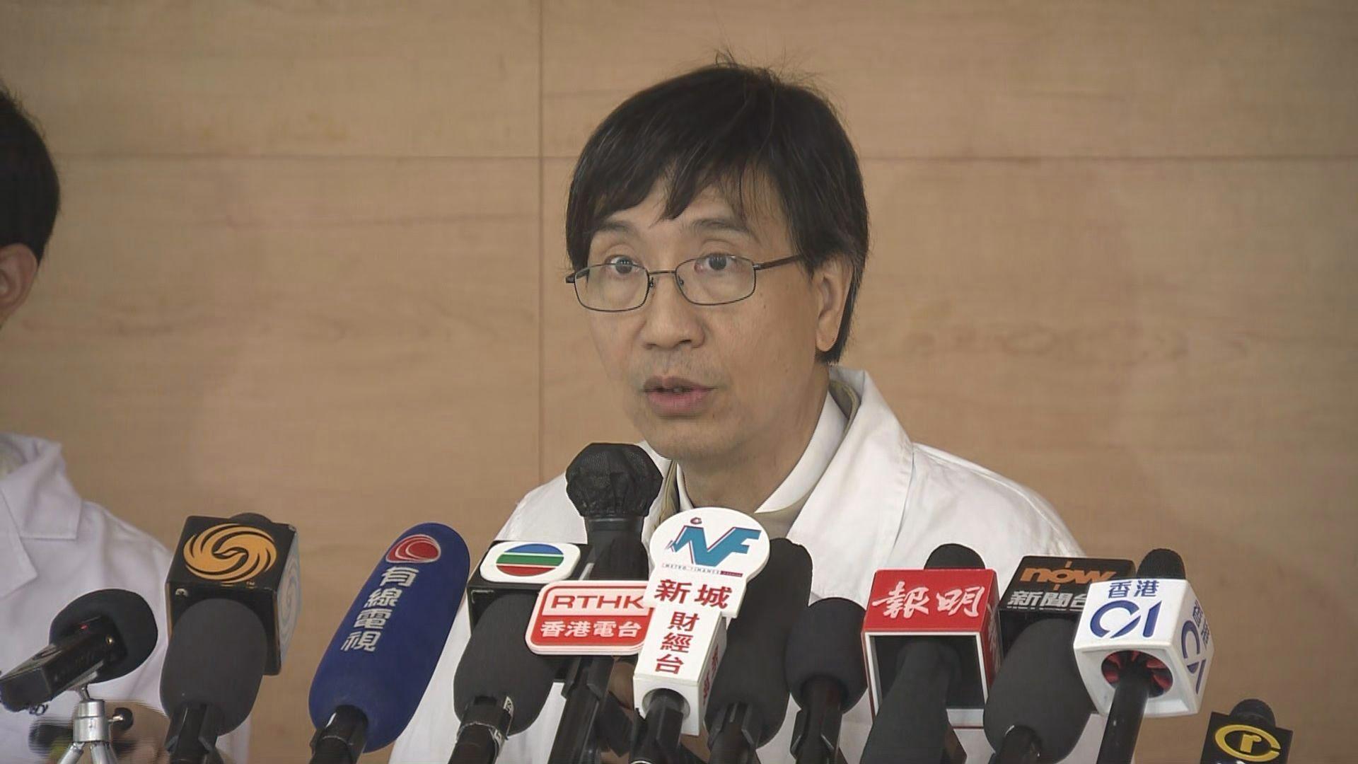 袁國勇:大鼠戊型肝炎突破物種障礙
