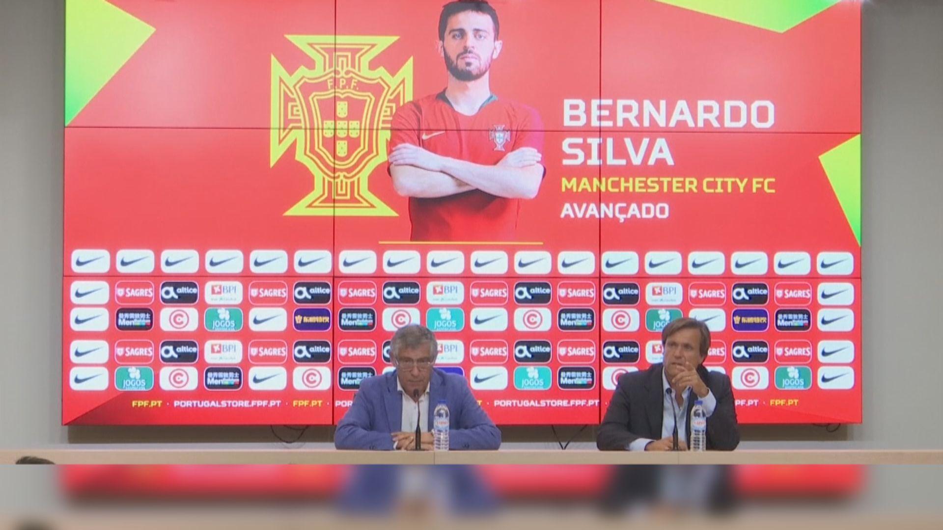 葡萄牙國家隊宣布不徵召C朗代表國家出賽
