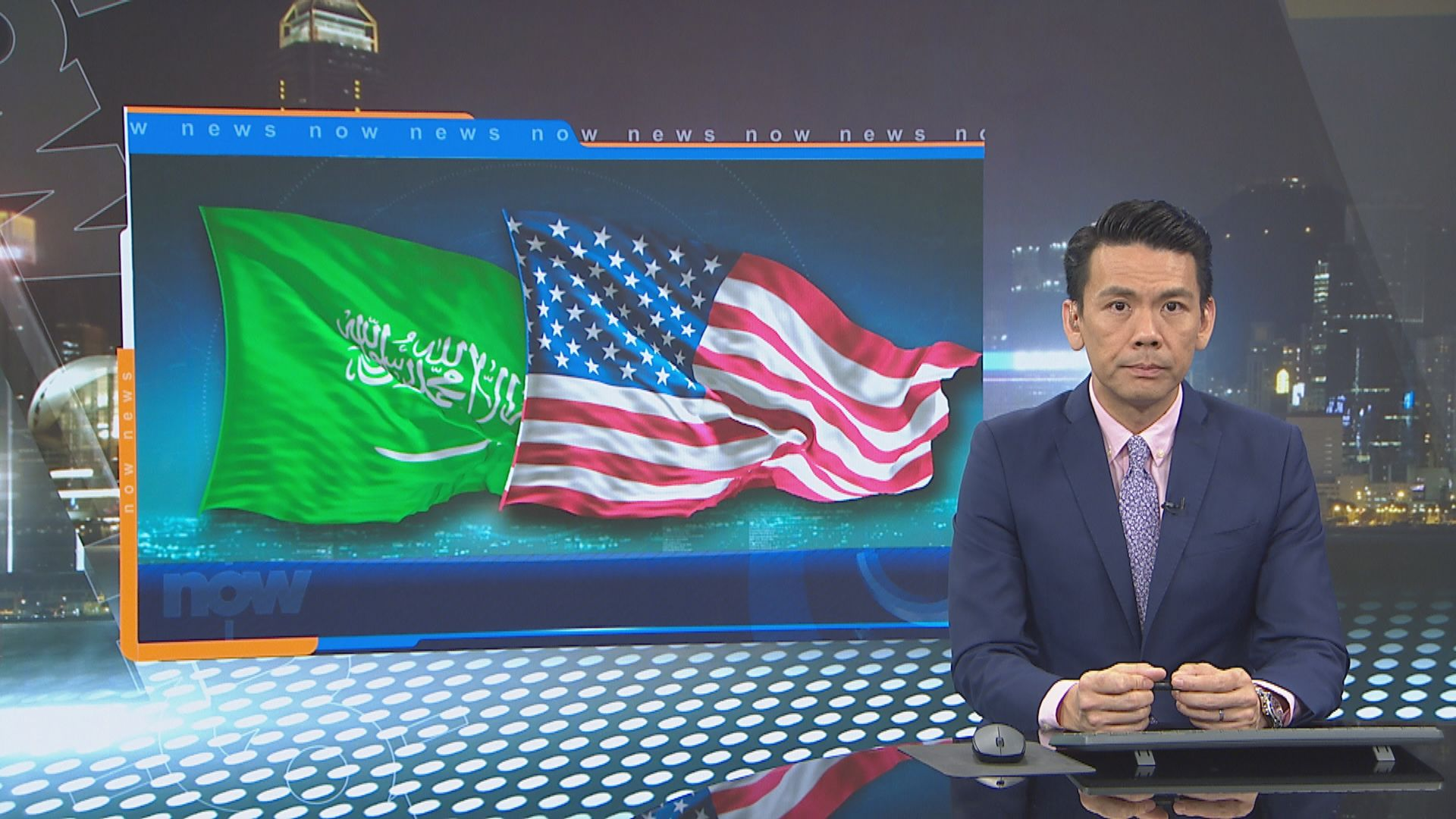 蓬佩奧啟程往沙特調查記者卡舒吉失蹤案
