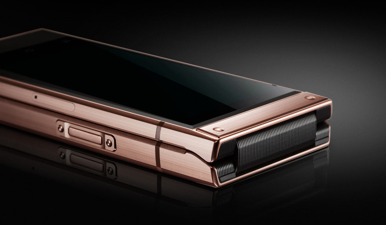Samsung 土豪專機 W2019 發佈