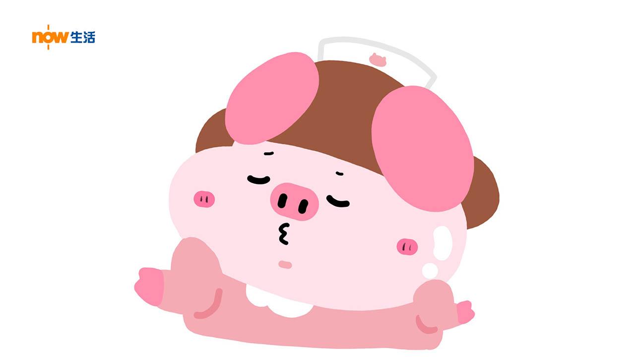 〈豬事八卦〉博一博-寶豬姑娘