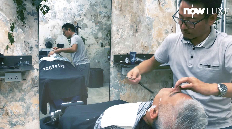 【片】Movember鬍子月 正確剃鬚術成就不凡紳士