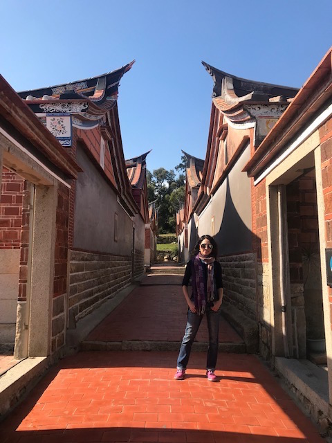 金門閩南風建築
