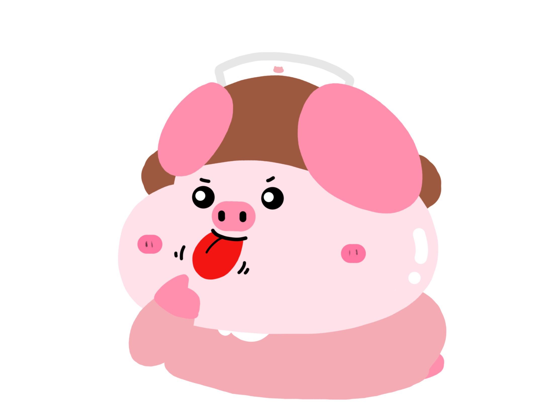 〈豬事八卦〉咸淡水-寶豬姑娘